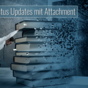 LinkedIn: Status Updates mit Attachment