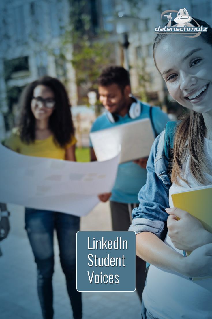 Macht ein Storyformat auf LinkedIn Sinn? Ja klar. Ist ja nur für Studenten.