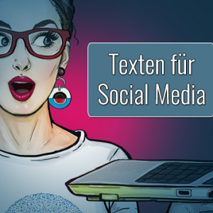 Dr. Astrid Pettauer - Texten für Social Media