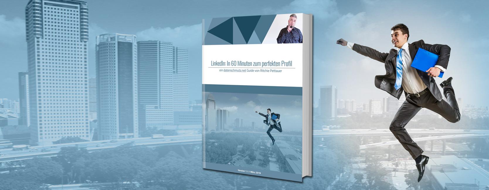 LinkedIn Profil Guide - kostenloses eBook