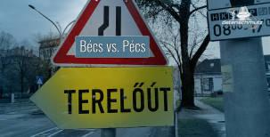 Bécs ist nicht Pécs - eine unfreiwillige Zugfahrt