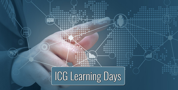 ICG Learning Days Budapest