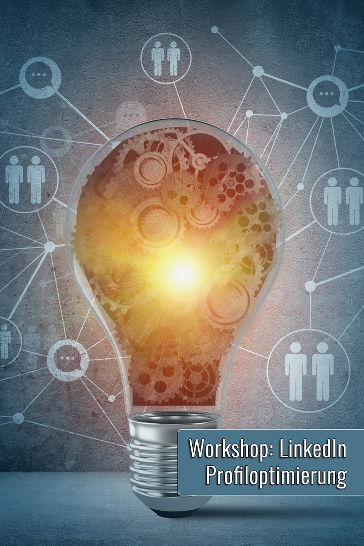 LinkedIn Workshop - Profiloptimierung und Jobsuche: Nutzen Sie das Business-Netzwerk für Ihre nächsten Karriereschritt.