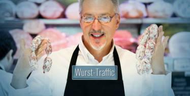 Webseiten-Traffic mit Wurst erklärt