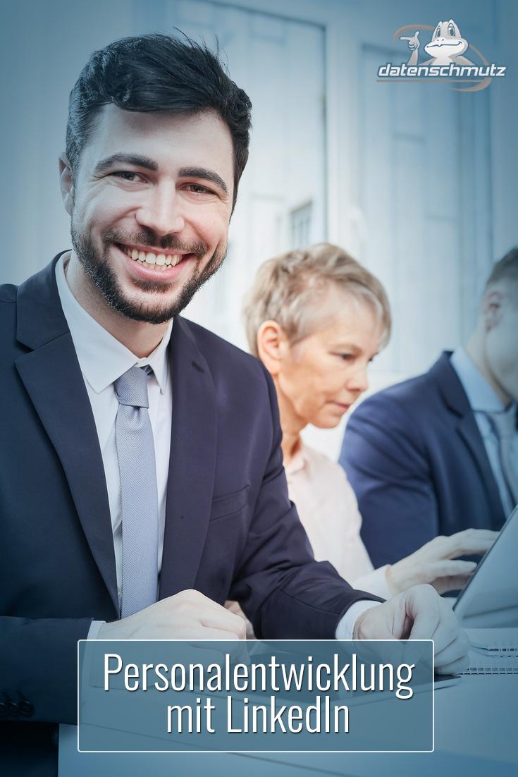 Personalentwicklung mit LinkedIn: Workshops & Coaching: Denn Ihre Mitarbeiter sind der Schlüssel zu erfolgreichem Social Selling und Content Marketing.