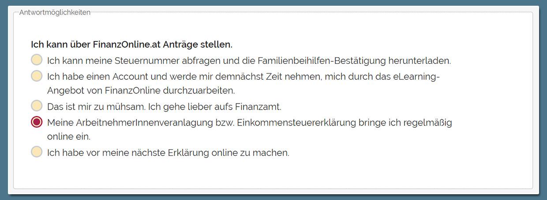 Digital Check Finanz online