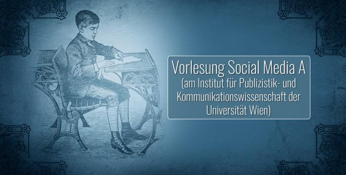 Vorlesung Social Media A