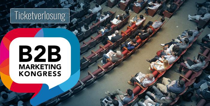 B2B Kongress 2019: Gewinnen Sie Ihr Ticket