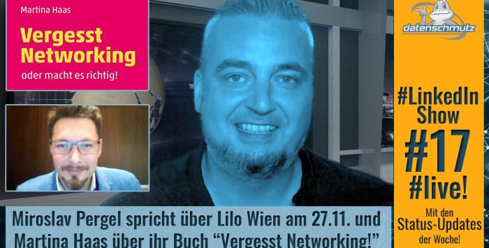 #LinkedInShow #17