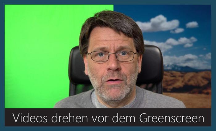 Greenscreen Tipps von Martin Goldmann
