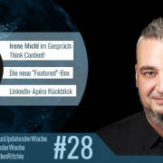LinkedInShow #28 mit Irene Michl