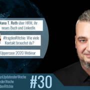 LinkedInShow #30 mit Diana T. Roth
