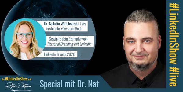 LinkedInShow Special mit Dr. Natalia Wiechowski