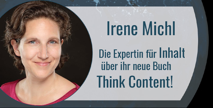 Irene Michl - Content-Strategie