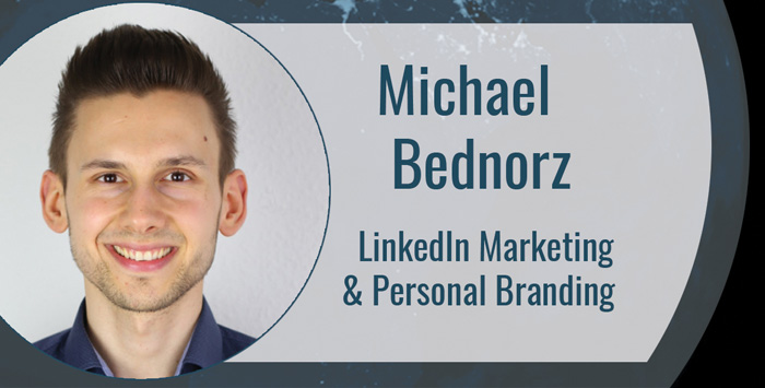 Podcast: Michael Bednorz über LinkedIn Marketing