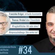 #LinkedInShow #34 mit Franziska Kröger