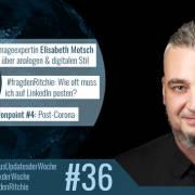 #LinkedInShow 36 mit Elisabeth Motsch