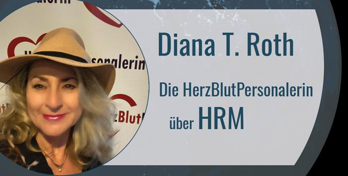 Diana Roth - die Herzblut-Personalerin