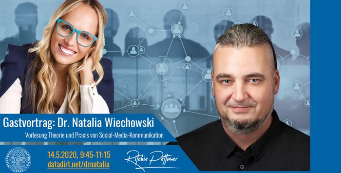 Gastvortrag Dr. Natalia Wiechowski