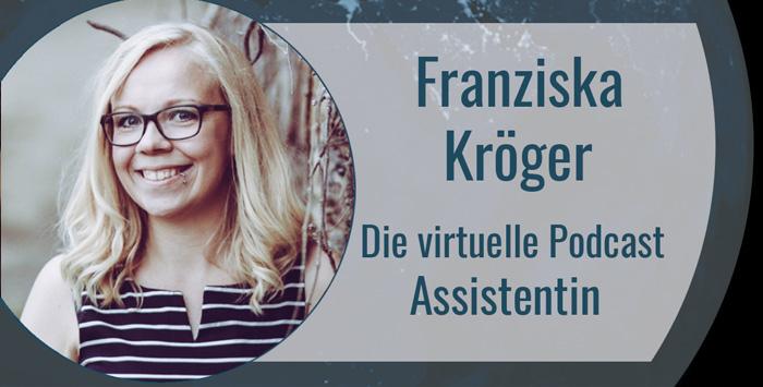 Franziska Kröger im datenschmutz Podcast