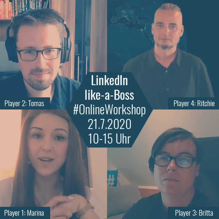 LinkedIn Online-Workshop deluxe